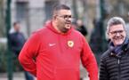 """U19 R1 (Lyon-Duchère AS) - Mohamed METOUI : """"N'oublions pas qu'on est le deuxième club Lyon..."""""""