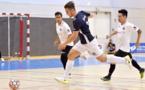"""Futsal (vidéo) - Premier match et premier but pour """"Merry"""" SALIHU avec NANTES !"""