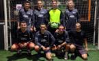 Sun Set Soccer Mions (Foot5) - Une reprise... sous l'oeil des caméras !