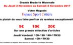 Espace Sport Côtière - Grande BRADERIE d'hiver !