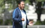 """CAUSERIES d'après matchs (R3) - M. BOULEMTAFES : """"J'ai la victoire amère..."""""""