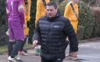 Laurent Lamatina, déçu de la prestation de son équipe réserve du Chassieu-Décines FC