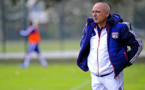 Armand Garrido, le co-entraîneur de l'OL B voudra stoper la série négative face à l'ASMFC Belfort cet après-midi