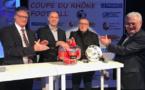 Coupe du Rhône - Un tirage homogène, FC VAULX - FC LIMONEST à l'affiche !