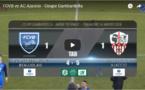 GAMBARDELLA - Voir le résumé vidéo de FC VILLEFRANCHE - AC AJACCIO