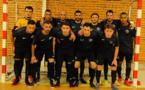 Coupe Nationale Futsal - Record et plaisir en jeu pour FS MONT d'OR