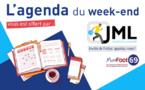 L'agenda du week-end - On se met à jour !