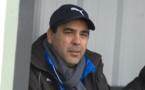 Jean-Michel Ferri, l'entraîneur du FC Corbas