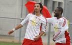 Quinol (FC Lyon), auteur du seul triplé du week-end en R2.