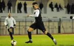 Auteur de deux buts avec le Feyzin CBE, De Abreu est a neuf longueurs de Wissam.