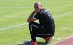 Patrice Ouazar, l'entraîneur du Chassieu-Décines FC