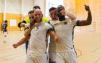 Coupe de France Futsal – FS MONT d'OR le valait bien !