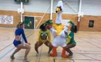 ECHOS des CLUBS - FS MONT d'OR à l'heure brésilienne