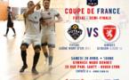 Coupe Nationale Futsal - GOOOOO les PÉPITES, GOOOOO FSMD !
