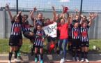 Coupe Nationale U13 – Trois questions à… Stéphanie MAITRE (Chassieu-Décines FC)
