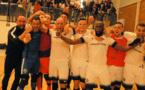 Coupe Nationale de Futsal - FS MONT d'OR requalifié pour... la FINALE !