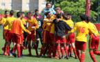 Tournoi International U15 CS Neuville - L'AS SAINT-PRIEST n'en était pas loin