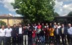 Les ECHOS des CLUBS - Le Pôle France Futsal inauguré à LYON