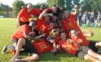 Finale District - Championne l'ES TRINITE !