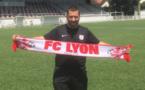 """FC Lyon - S. DODILLE : """"une fierté immense mais un héritage lourd à assumer"""""""