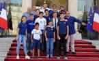 Les ECHOS des CLUBS - Le FC MENIVAL en direct de l'Elysée !