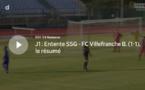 N1 - Le résumé vidéo d'Entente SANNOIS-SAINT-GRATIEN - FC VILLEFRANCHE
