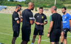 Un nouveau coach et un nouveau staff autour de Lionel Bah (photo ASSP)