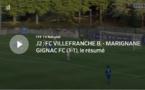 N1 - Le résumé vidéo de FC VILLEFRANCHE - FC MARIGNAGNE-GIGNAC