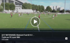 U17 Nationaux - Le résumé vidéo et les trois buts du FC LYON à Clermont Foot