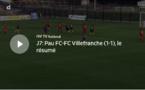 N1 (vidéo) - Le résume vidéo de FC PAU - FC VILLEFRANCHE