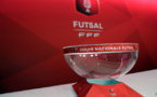 FUTSAL – Découvrez le tirage du premier tour de la Coupe de France