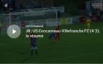 N1 (8ème journée) - Le résumé vidéo de US CONCARNEAU - FC VILLEFRANCHE