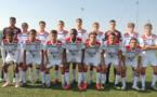 U17 NAT - L'OL se rebiffe, le FC VILLEFRANCHE trinque