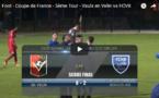 Coupe de France - Le résumé video de FC VAULX - FC VILLEFRANCHE