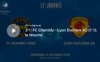 N1 (11ème journée) - Le résumé vidéo de FC CHAMBLY-LYON-DUCHERE