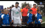 Coupe de France - Le résumé video de AS DOMARIN - LYON-DUCHERE AS