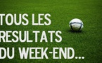 Live Score week - Les RESULTATS et les BUTEURS du week-end
