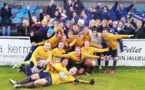 """Coupe de France Féminine - Tout le FC PONTCHARRA SAINT-LOUP veut s'offrir un 16ème..."""""""