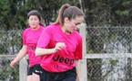 Football féminin - Miss France et... joueuse de Foot !