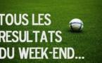 Live Score week-end - Les RESUTATS et les BUTEURS du week-end
