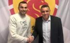 Lyon-Duchère AS - Un défenseur prolonge