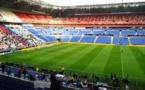 FC VILLEFRANCE - La capacité du GROUPAMA contre le PSG