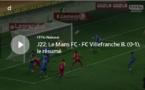 N1 (22ème journée) - Le résumé vidéo de FC Le MANS-FC VILLEFRANCHE