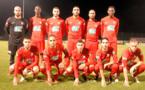 FC VAULX - Le GROUPE pour la réception du FC BOURGOIN