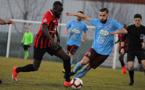 N3 – Le FC VAULX pas malheureux, le FC BOURGOIN pas payé