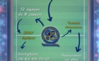 FC PONTCHARRA SAINT-LOUP - Un tournoi mixte U11&U13 pour AARON