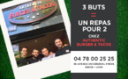 Challenge Authentic Burger&Tacos (Buteurs R3) - Le point avant la reprise, trois devant