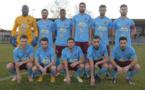 FC BOURGOIN - Le GROUPE pour la réception du FC2A AURILLAC