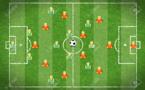 Lyon-Duchère AS B - Le GROUPE pour la réception du FC CHAMALIERES