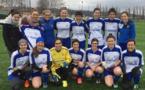 Coupe du Rhône Féminine - Historique pour les filles du FC GIRAUDIERE
